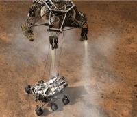 Photo: Mars mission