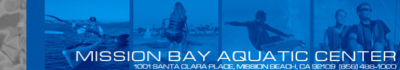 Mission Bay Aquatic Center 1001 Santa Clara Place Mission Beach CA 92109. Phone: (858) 488-1000