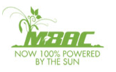 mbac Now 100 percent powered by the sun