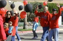 Photo: Martin Luther King Jr PArade 2008 SDSU group