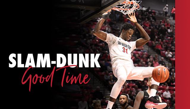 Slam-Dunk Good Time