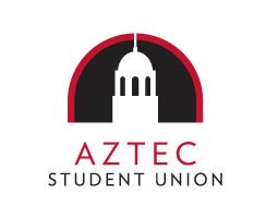 Aztec student union logo