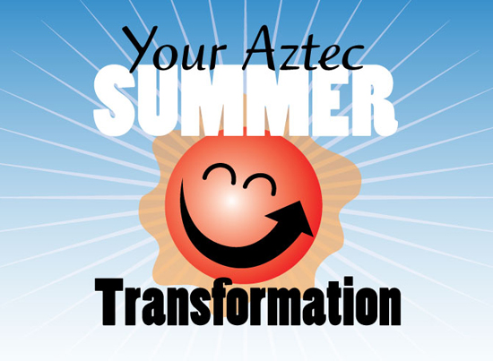 Your Aztec Summer Transformation