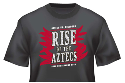 Image: Rise of the Aztecs T Shirt