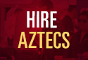 Hire Aztecs
