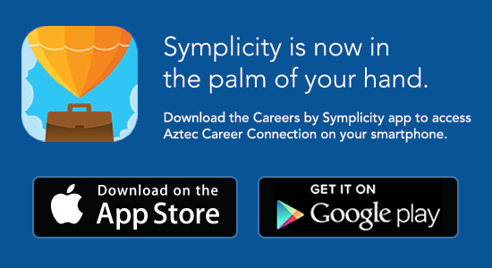 Symplicity Jobs and Careers app download link