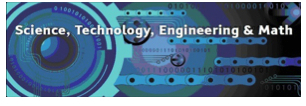 STEM logo: Science Technology Engineering and Math