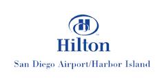 hilton airport logo