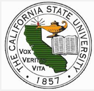 California State University (1857) logo