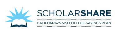 Logo: Scholarshare: California's 529 College Savings Plan