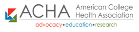 logo: American College Health Association