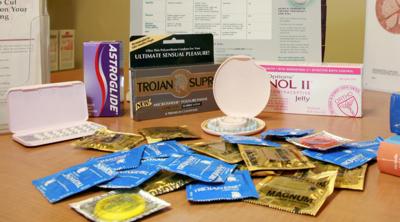Photo: contraceptives
