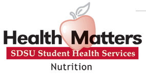 Health Matters - nutrition