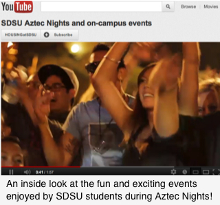 Photo: Aztec nights YouTube video image