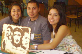 Photo: Hispanic student group