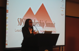 Photo: SDSU Leadership Summit