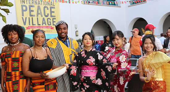 International Peace Village Spreads Cultural Awareness
