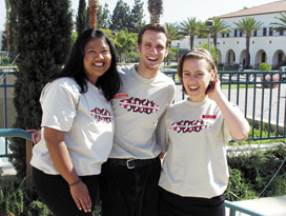 Photo: SDSU student group