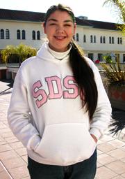 SDSU student
