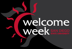 Image: Welcome Week logo