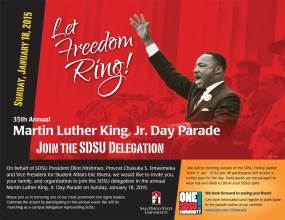 Let Freedom Ring flyer