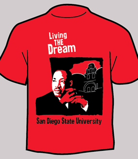 MLK Parade t-shirt