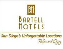 Image: logo bartell hotels: San Diego's Unforgettable Locations RElax and Enjoy