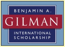 Image: Benjamin A. Gilman International Scholarship logo