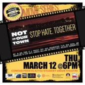 poster for Not in Our Town
