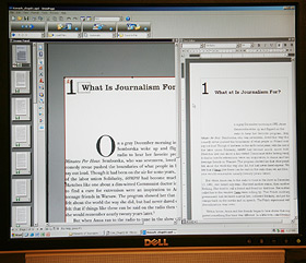 converting textbooks to an accessible format