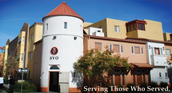 Veterans Residential Center at SDSU