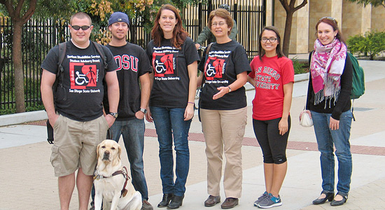 photo of Student Advisory Board members