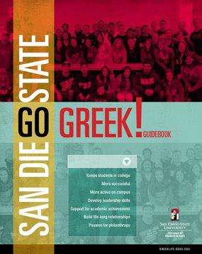 Go Greek Guidebook cover