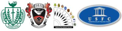group of crests - all councils logos