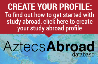 create your profile: find out how to get started with study abroad. click here to create your profile
