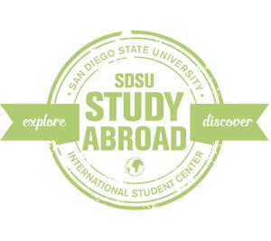 sdsu study abroad. explore. discover.
