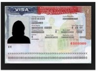 Image: Student visa example