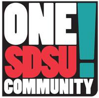 logo: One SDSU Community
