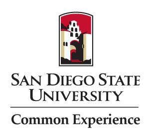 SDSU and Common Experience Logo