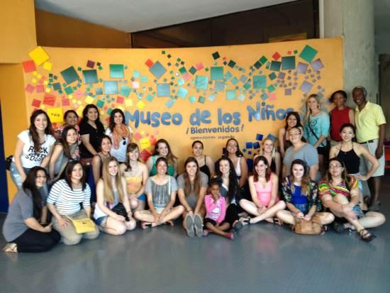 museo de los niños 2014