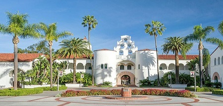 Hepner Hall at SDSU