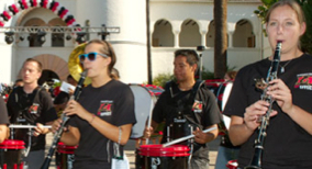 Photo: SDSU marching band
