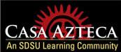 Image: Casa Azteca logo