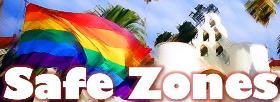 Image: Safe Zones logo