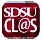 sdsu clas app logo icon