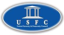 United Sorority & Fraternity Council logo